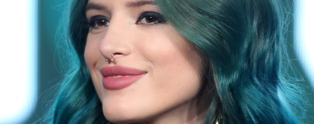 Bella Thorne in einer TV-Show