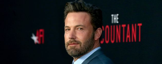 "Ben Affleck bei der Premiere von ""The Accountant"""