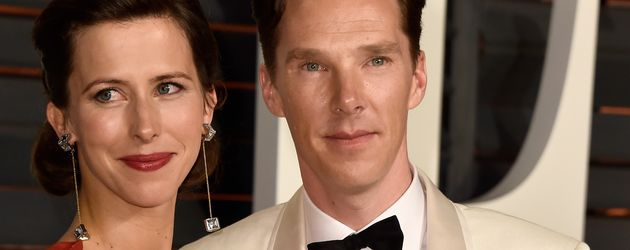 Sophie Hunter und Benedict Cumberbatch