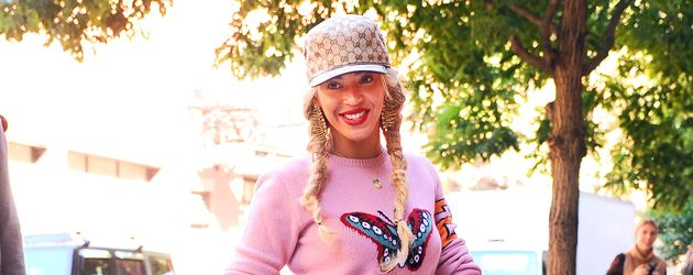 Beyoncé in New York