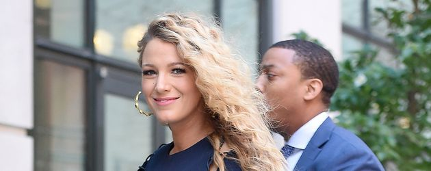 Blake Lively in New York City