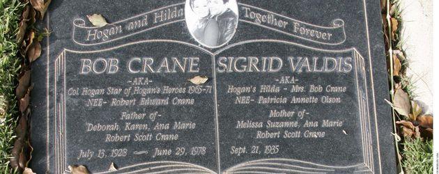 Bob Cranes Grabstein