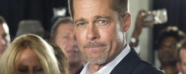 Oscar-Preisträger Brad Pitt in Kalifornien, 2016