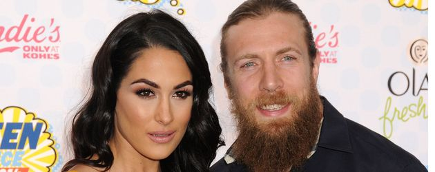 Brie Bella und Ehemann Daniel Bryan