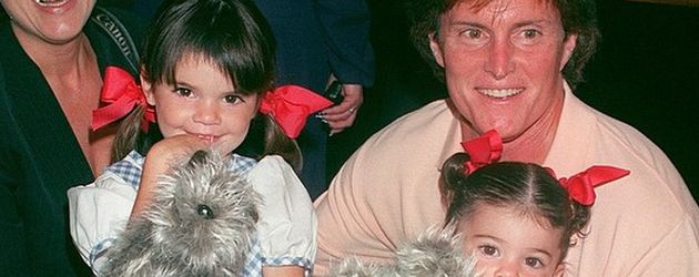 Kylie Jenner, Kendall Jenner, Kris Jenner und Bruce Jenner
