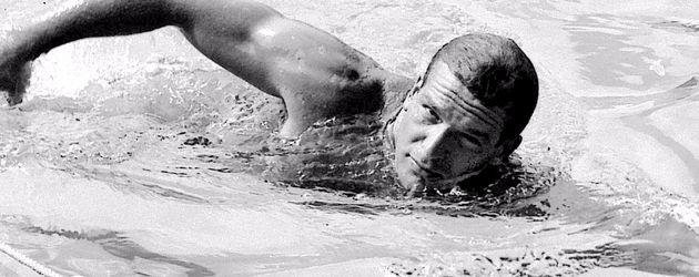 Bud Spencer als Schwimmer 1957