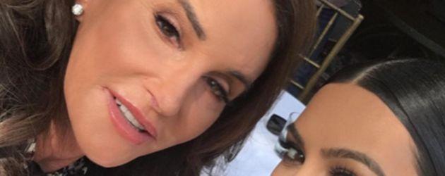 Caitlyn Jenner und Kim Kardashian