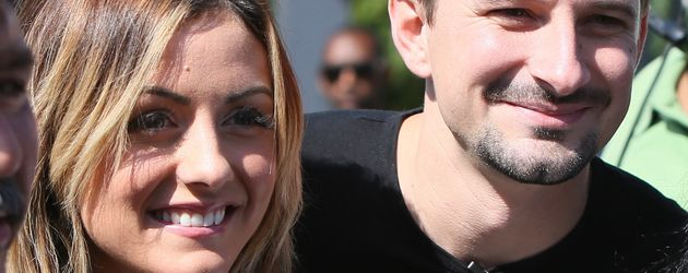 Carly Waddell und Evan Bass in Los Angeles