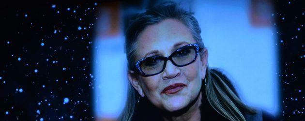 Gedenkgottesdienst für Carrie Fisher