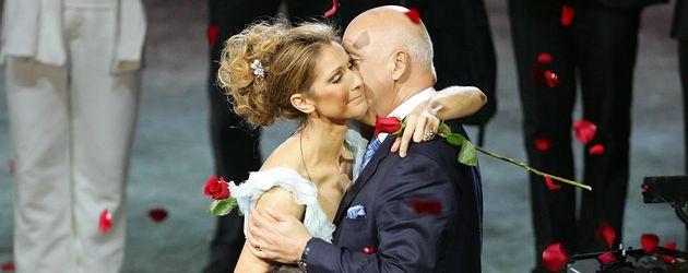Céline Dion und René Angélil
