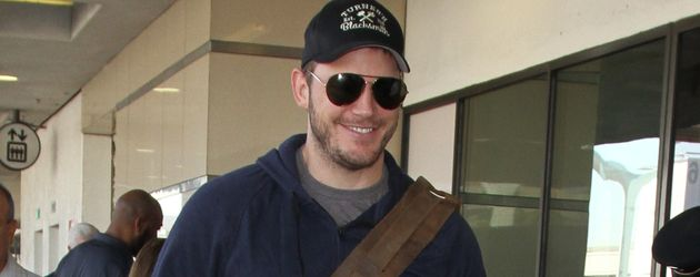 Chris Pratt im September 2016 am Flughafen in Los Angeles