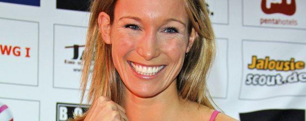 Ex-Kickboxerin Christine Theiss