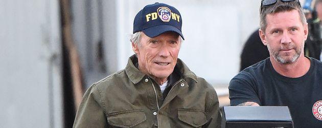 Regisseur Clint Eastwood