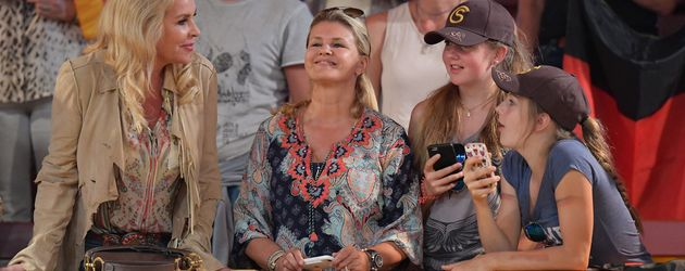 Corinna Schumacher, Frau von Michael Schumacher