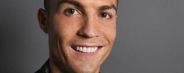 Cristiano Ronaldo beim Launch seines Fußball-Schuhs