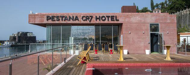Cristiano Ronaldos Hotel auf Madeira