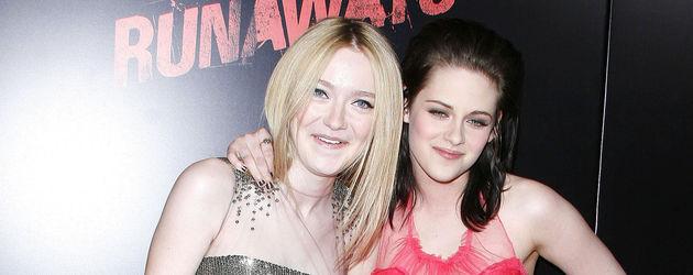 Kristen Stewart und Dakota Fanning