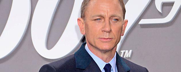 "Daniel Craig bei der ""Spectre""-Premiere in Berlin"