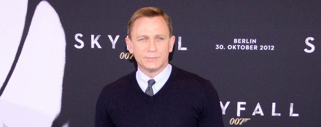 "Daniel Craig bei ""Skyfall""-Premiere in Berlin"