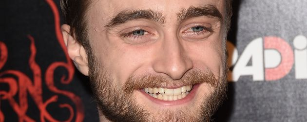 Daniel Radcliffe auf dem Red Carpet