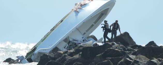 Das Boot, auf dem Baseball-Profi Jose Fernandez ums Leben kam