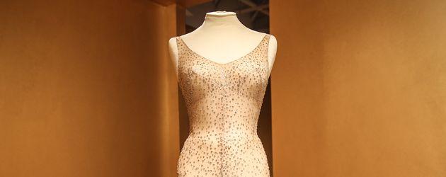 Das Kleid, in dem Marilyn Monroe ihr legendäres Geburtstagsständchen für John F. Kennedy sang