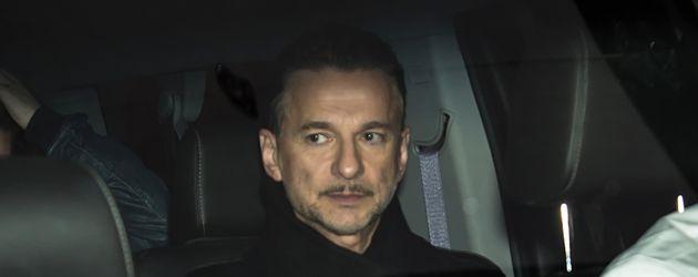 Dave Gahan, Frontmann der Band Depeche Mode