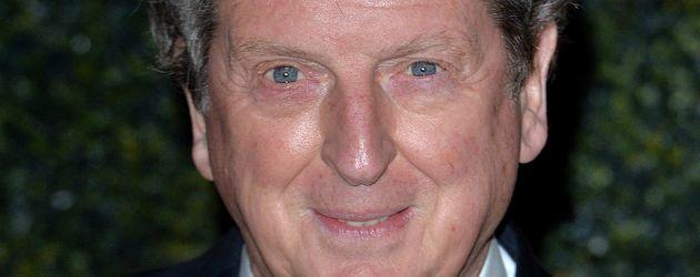 Der englische Fußball-Nationaltrainer Roy Hodgson