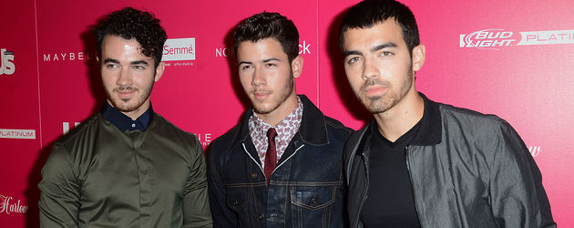 Die Band Jonas Brothers