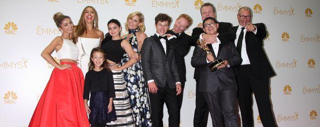 """Die """"Modern Family""""-Darsteller bei den Emmys"""