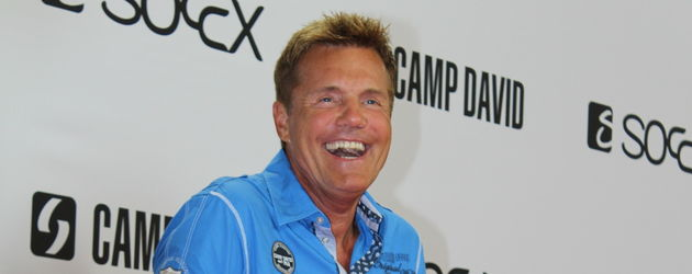 Dieter Bohlen im Camp-David-Shirt