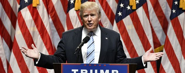 Donald Trump, amerikanischer Politiker