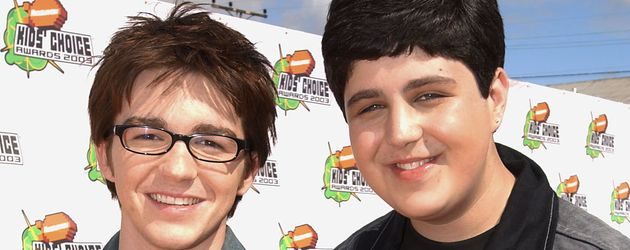 Drake Bell und Josh Peck bei den Kids Choice Awards 2003