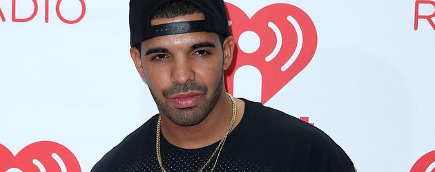 "Drake beim ""iHeartRadio Music Festival"""
