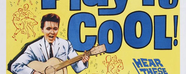 Ein Poster mit Bobby Vee