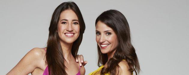 Nadine Menz und Elena Garcia Gerlach
