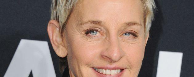 Ellen DeGeneres, US-Moderatorin