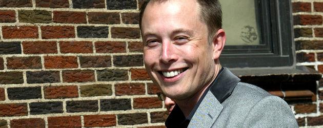 Elon Musk, amerikanischer Milliardär