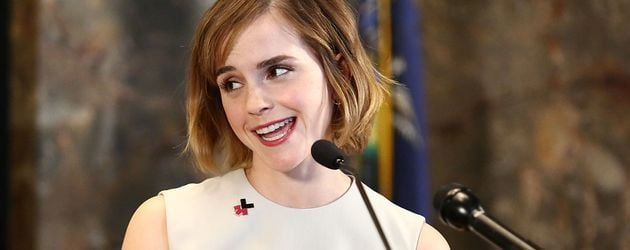 "Emma Watson beim ""International Womans Day"""