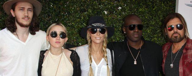 Noah Cyrus und Tish Cyrus
