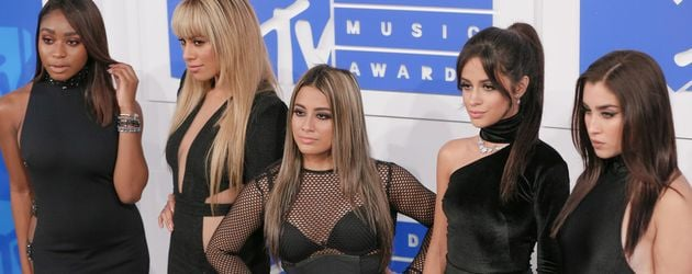 Fifth Harmony bei den 2016 MTV Video Music Awards