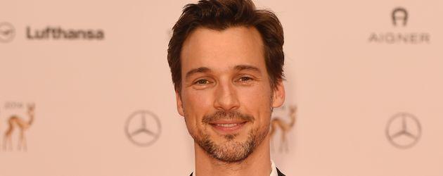 Florian David Fitz bei der Bambi-Verleihung 2014