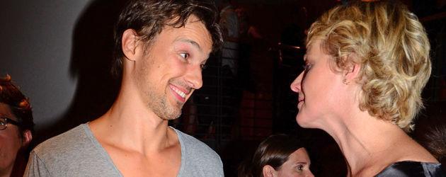 Florian David Fitz und Viola Jäger