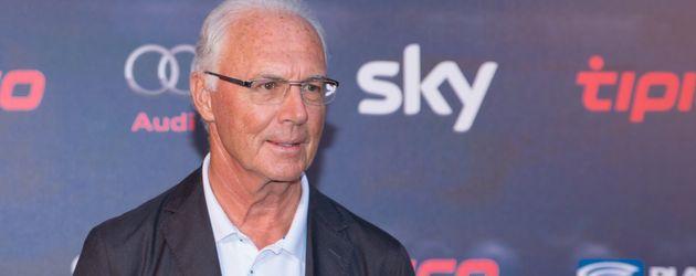 Franz Beckenbauer, Ehrenpräsident des FC Bayern München