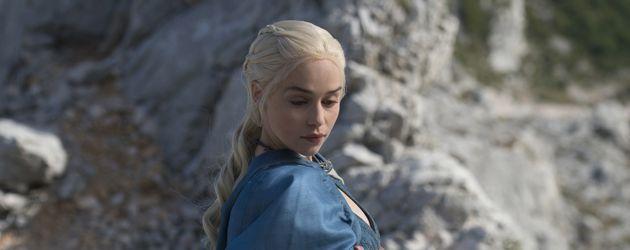 Emilia Clarke in ihrer GoT-Rolle als Daenerys Targaryen