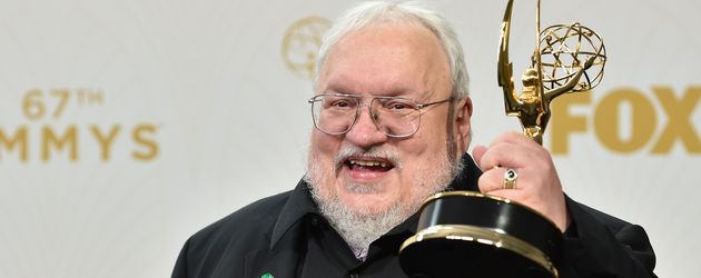 Game of Thrones-Schöpfer George R. R. Martin