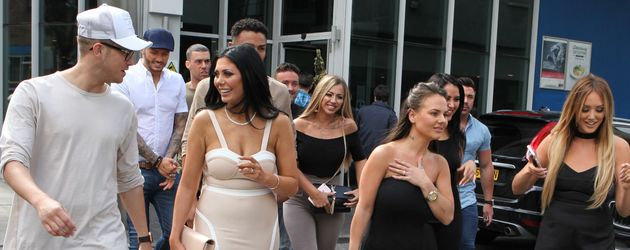 """Geordie Shore""-Cast in London"