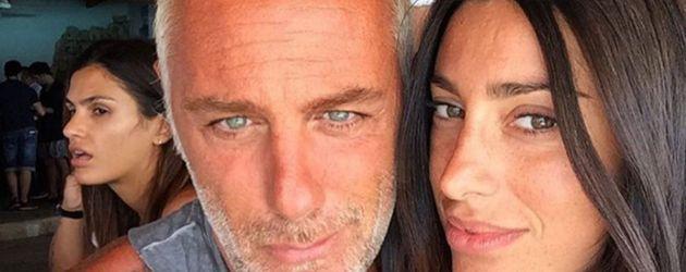 Gianluca Vacchi und Giorgia