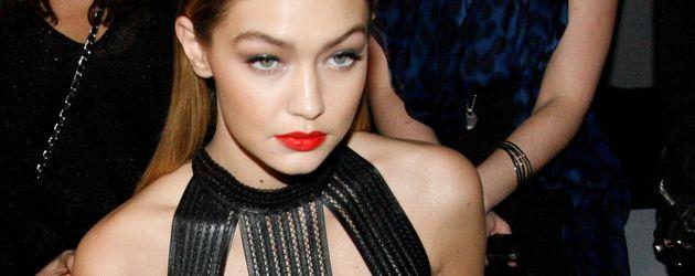 Gigi Hadid und Berlin Fashion Week
