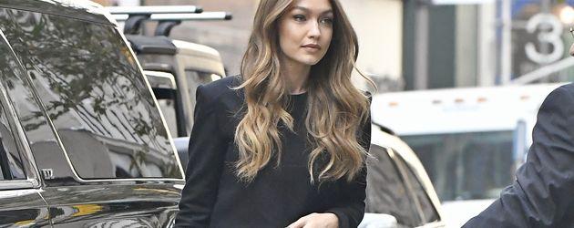 "Gigi Hadid auf dem Weg zum ""Victoria's Secret""-Büro"